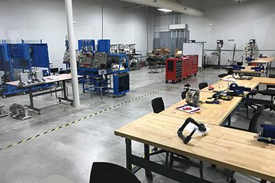 Industrial Lab