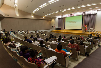 Macon Campus Auditorium