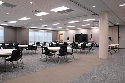 Milledgeville Campus Quad