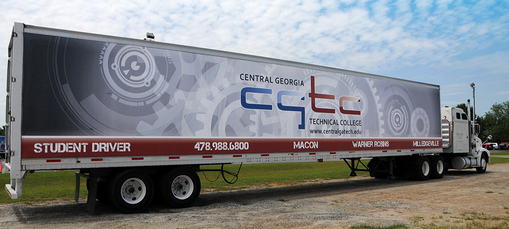 Commercial Truck Driving Central Georgia Technical College