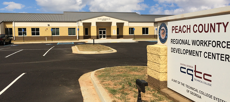 Peach County Workforce Development Center