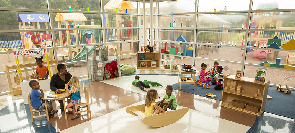 Warner Robins Child Development Center