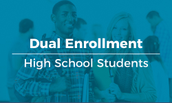 Dual Enrollment - High School Students