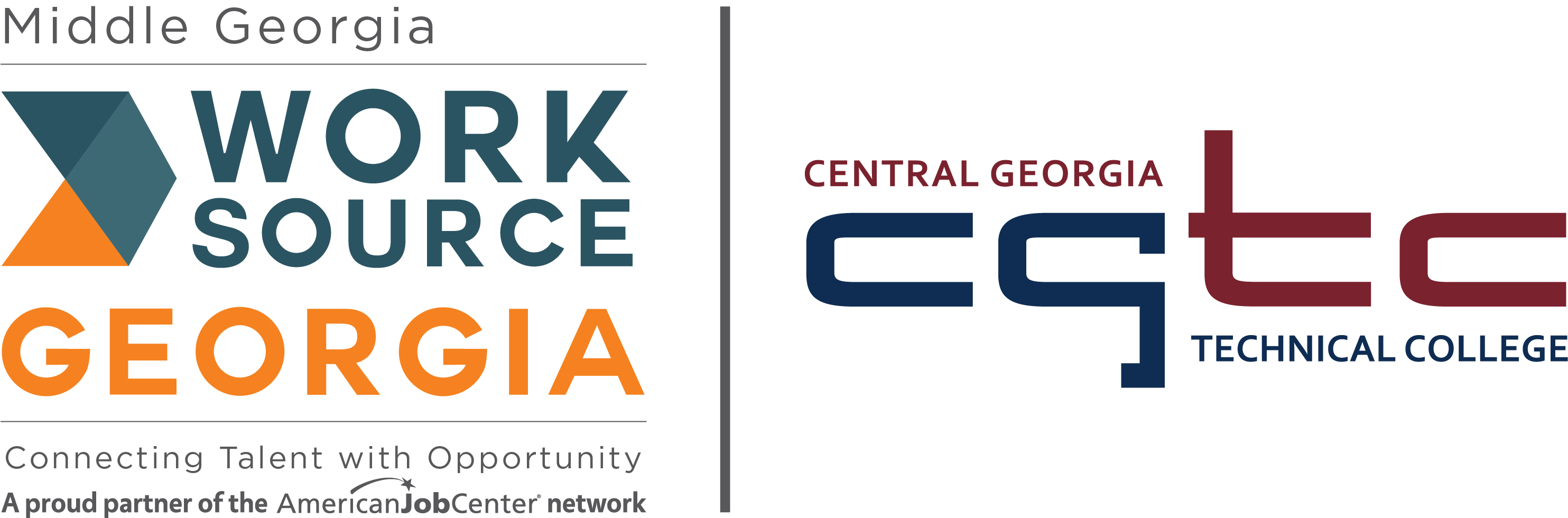 WorkSource Georgia and CGTC logo