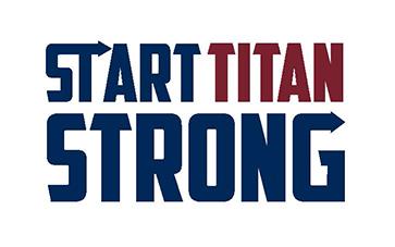 titan strong logo