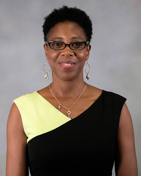 Dr. Devona Bell, the Criminal Justice program chair, is CGTC's 2019 Rick Perkins Award winner.