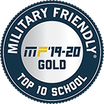 Military Friendly School 2017 Award
