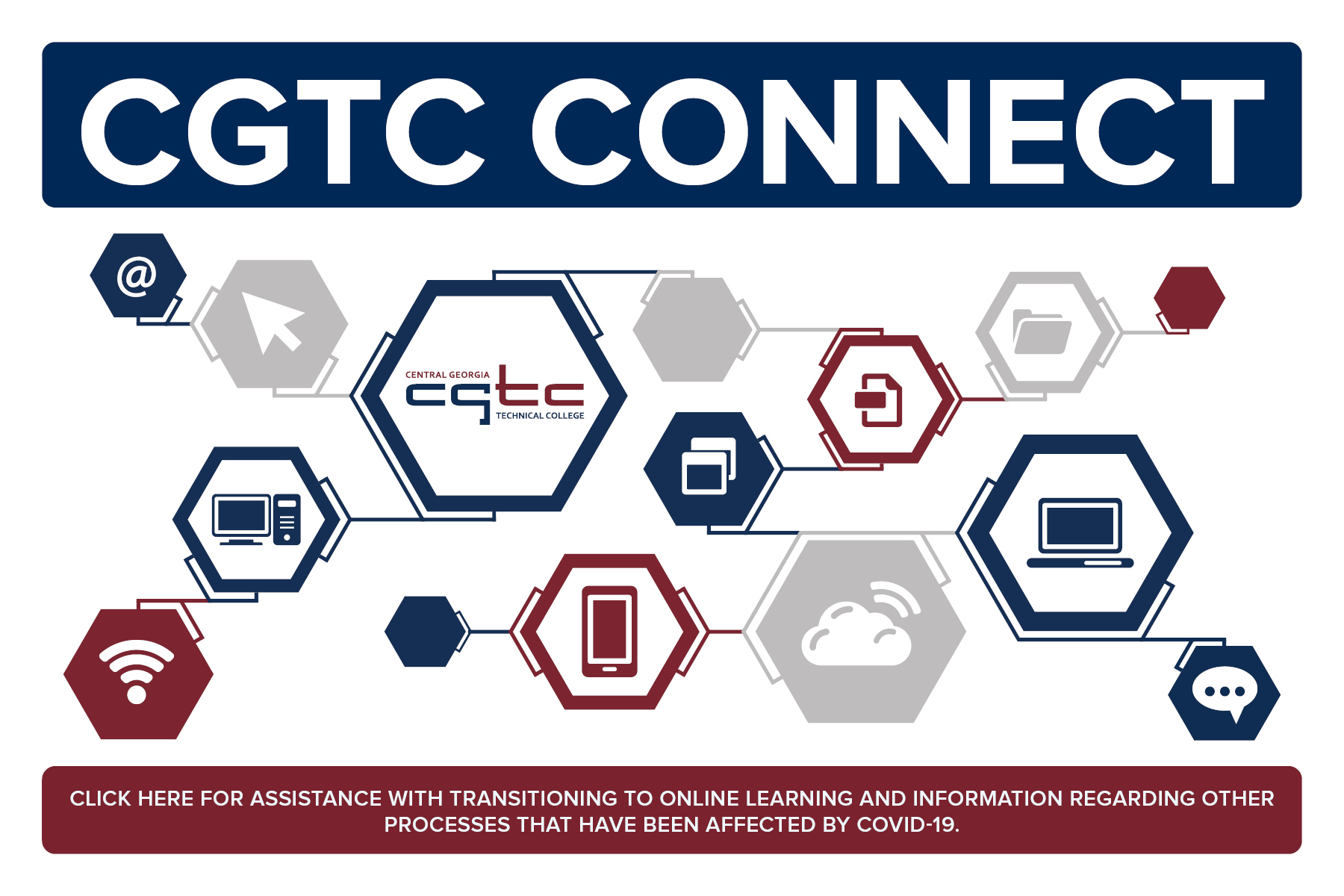 CGTC Connect Page