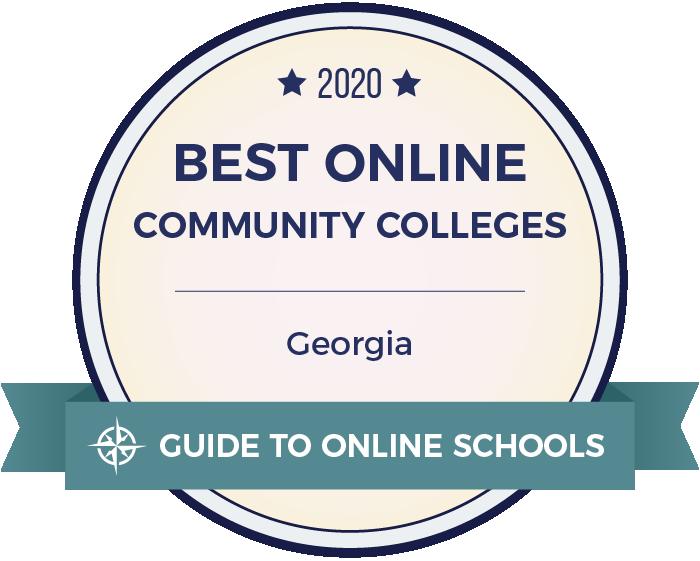 Best Colleges Online Circular Logo