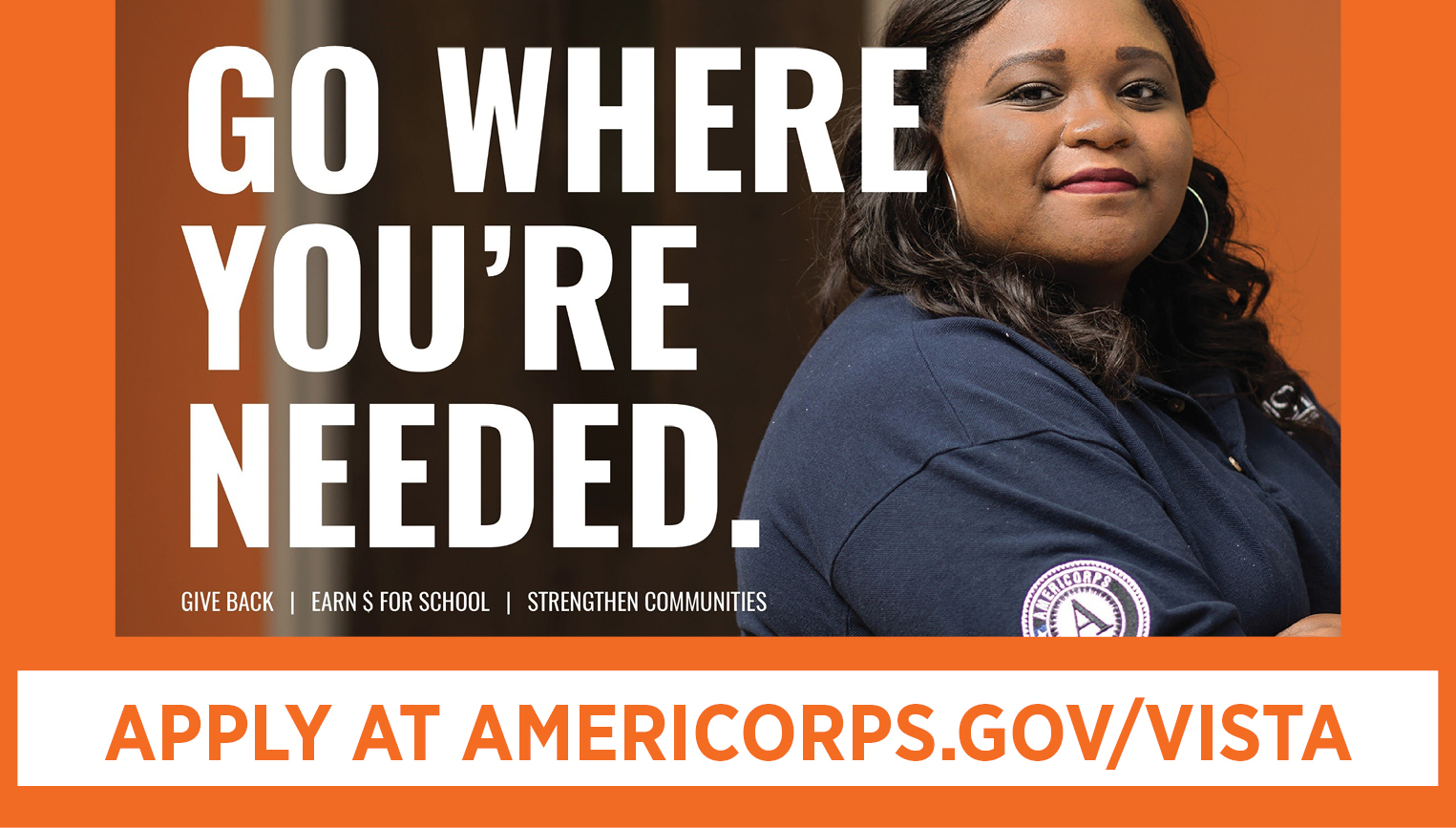 LOCAL OPPORTUNITY: Join CGTC in our fight to end poverty. Our four TEAMS Outreach Center Student Resource Specialist positions will focus on community and economic development, community outreach, and education.   APPLY AT AMERICORPS.GOV/VISTA. CONTACT: Kennethia Westbrook | kwestbrook@centralgatech.edu | (478) 218-3314