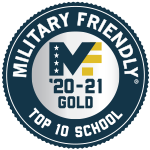 Military Friendly School 2020 Award