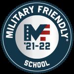 Military Friendly School 2021-2022