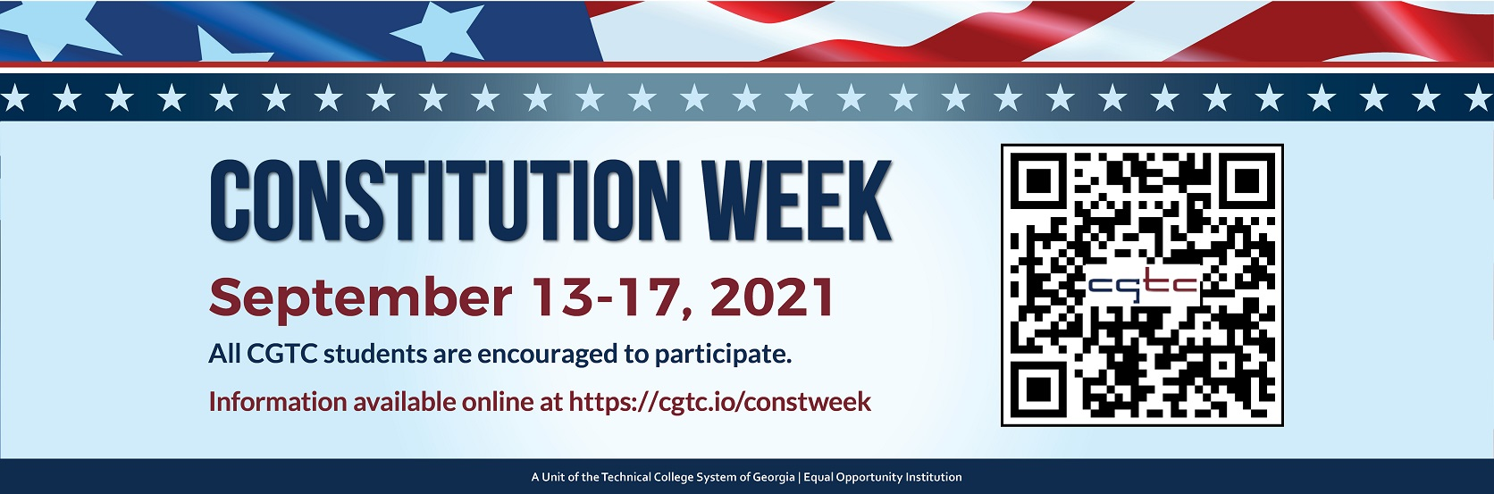 CLICK HERE to participate in Library Services Constitution Week Challenge.